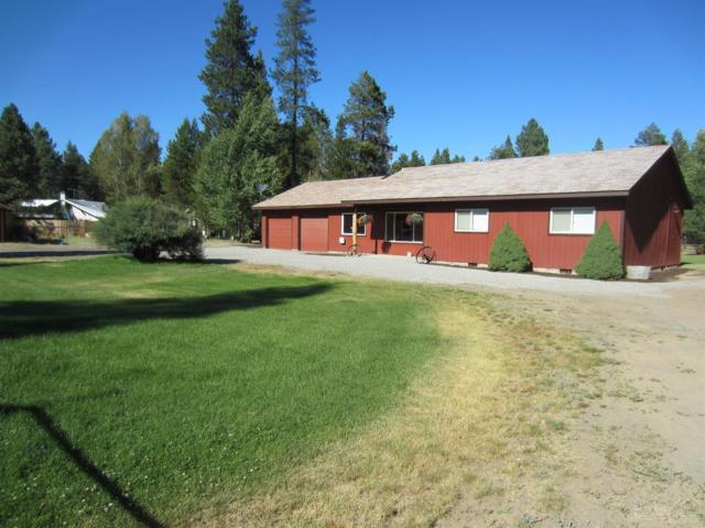52240 Lechner Lane, La Pine, OR 97739 (MLS #201807386) :: Premiere Property Group, LLC