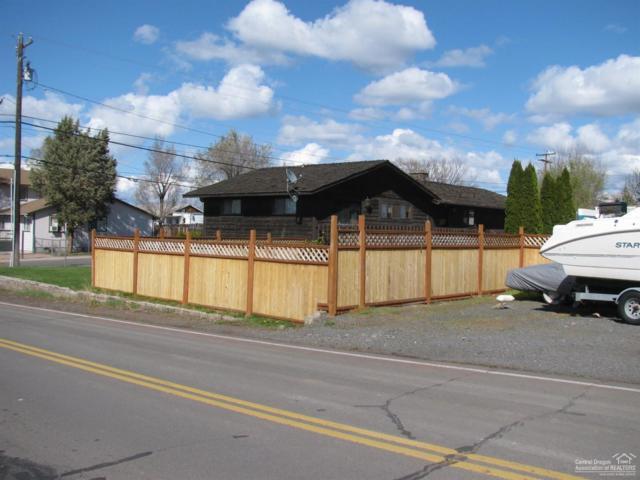 117 SE Buff Street, Madras, OR 97741 (MLS #201807439) :: Central Oregon Home Pros