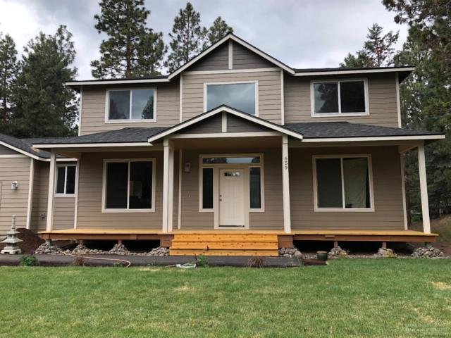 659 S Locust Street, Sisters, OR 97759 (MLS #201807471) :: Pam Mayo-Phillips & Brook Havens with Cascade Sotheby's International Realty