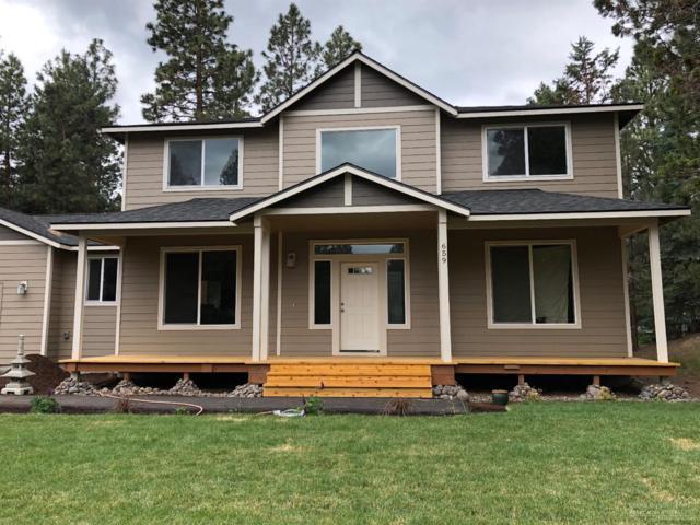659 S Locust Street, Sisters, OR 97759 (MLS #201807471) :: Windermere Central Oregon Real Estate