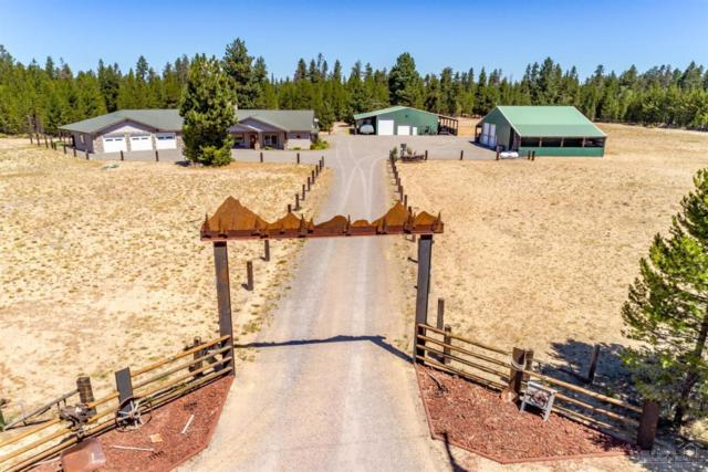 15878 Pierce Road, La Pine, OR 97739 (MLS #201807478) :: Pam Mayo-Phillips & Brook Havens with Cascade Sotheby's International Realty