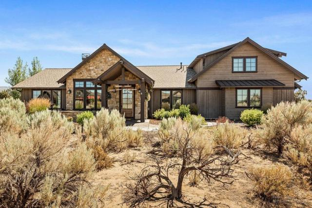 16673 SW Wildhorse Court, Powell Butte, OR 97753 (MLS #201807703) :: Pam Mayo-Phillips & Brook Havens with Cascade Sotheby's International Realty