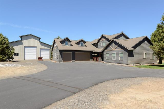 23236 Chisholm Trail, Bend, OR 97702 (MLS #201807798) :: Pam Mayo-Phillips & Brook Havens with Cascade Sotheby's International Realty