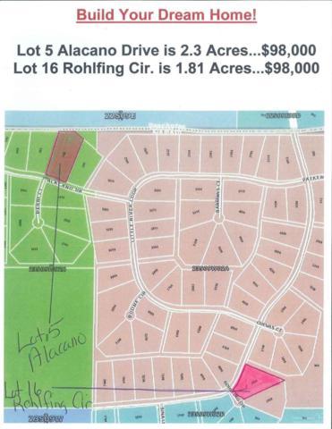 16 Rohlfing Circle Lot, La Pine, OR 97739 (MLS #201807808) :: Team Birtola | High Desert Realty