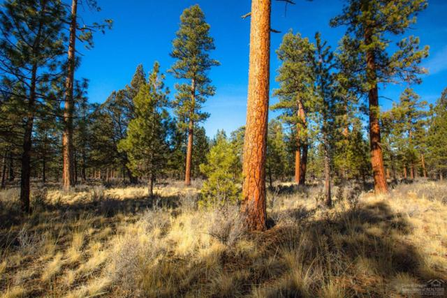 190 W Heising Drive Lot 40, Sisters, OR 97759 (MLS #201807841) :: Windermere Central Oregon Real Estate