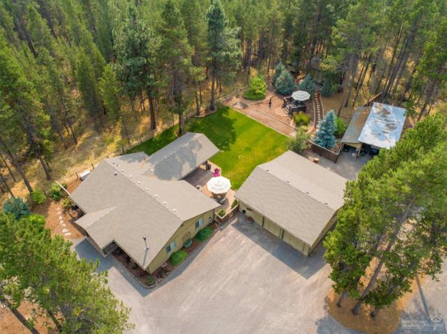 56529 Meteor Drive, Bend, OR 97707 (MLS #201808097) :: The Ladd Group