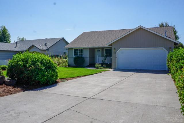 235 SE Knowledge Street, Prineville, OR 97754 (MLS #201808111) :: Pam Mayo-Phillips & Brook Havens with Cascade Sotheby's International Realty
