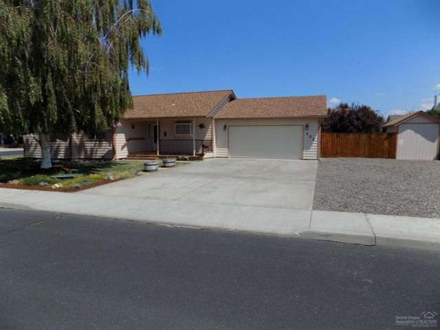 302 SE Knight Street, Prineville, OR 97754 (MLS #201808131) :: Pam Mayo-Phillips & Brook Havens with Cascade Sotheby's International Realty