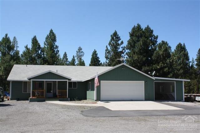 52467 Cascade Court, La Pine, OR 97739 (MLS #201808184) :: Pam Mayo-Phillips & Brook Havens with Cascade Sotheby's International Realty