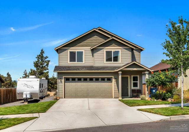 63793 Hunters Circle, Bend, OR 97701 (MLS #201808229) :: Fred Real Estate Group of Central Oregon