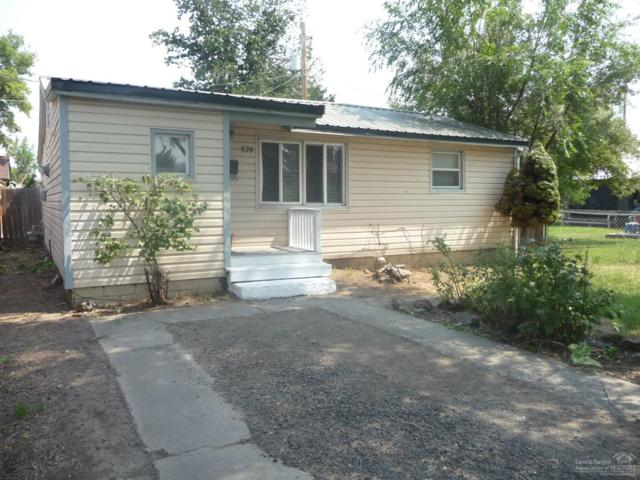 828 NW Ewen Street, Prineville, OR 97754 (MLS #201808250) :: Pam Mayo-Phillips & Brook Havens with Cascade Sotheby's International Realty