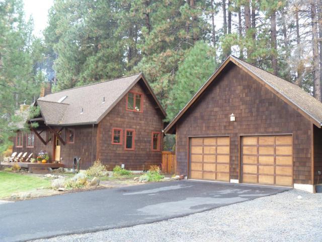 12302 SW Summerlane Lane, Camp Sherman, OR 97730 (MLS #201808303) :: Fred Real Estate Group of Central Oregon