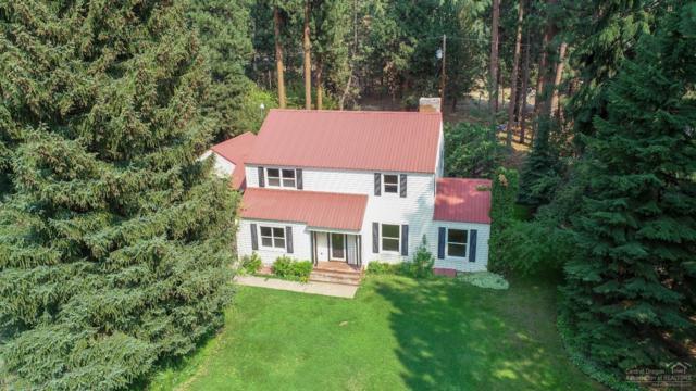 138635 Nob Hill, Gilchrist, OR 97737 (MLS #201808314) :: Team Birtola | High Desert Realty