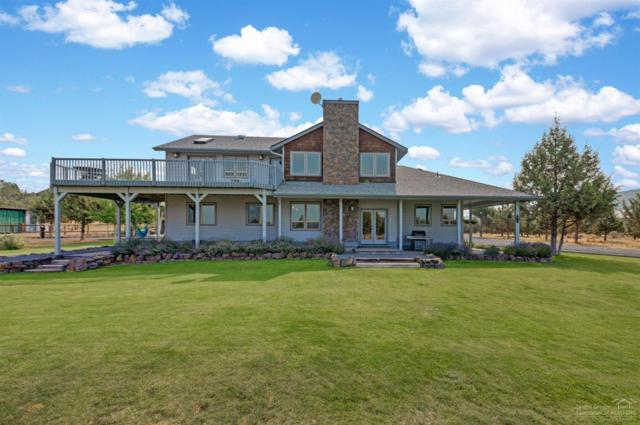9001 SW Desert Sage, Powell Butte, OR 97753 (MLS #201808397) :: Pam Mayo-Phillips & Brook Havens with Cascade Sotheby's International Realty