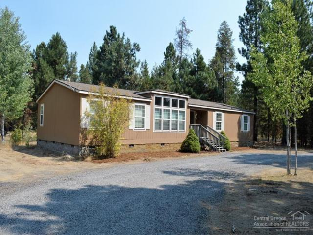 15822 Twin Drive, La Pine, OR 97739 (MLS #201808399) :: Fred Real Estate Group of Central Oregon