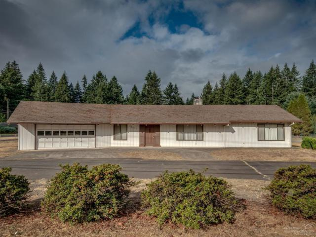 20435 S Hwy 213, Oregon City, OR 97045 (MLS #201808404) :: Pam Mayo-Phillips & Brook Havens with Cascade Sotheby's International Realty