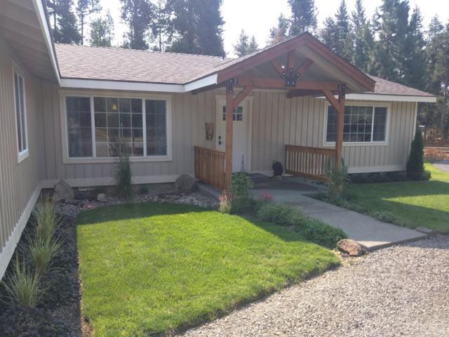 52260 National Road, La Pine, OR 97739 (MLS #201808406) :: Windermere Central Oregon Real Estate