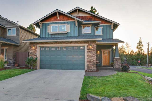 63277 Newhall Place, Bend, OR 97703 (MLS #201808436) :: The Ladd Group