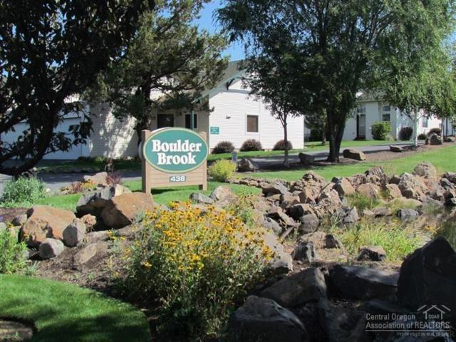 438 NW 19th Street #58, Redmond, OR 97756 (MLS #201808461) :: Fred Real Estate Group of Central Oregon