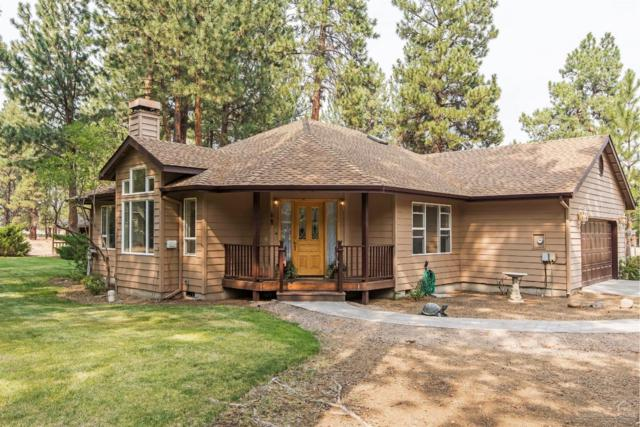 69632 Old Corral Loop, Sisters, OR 97759 (MLS #201808545) :: Fred Real Estate Group of Central Oregon
