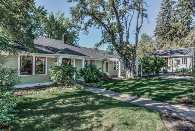 527 NW Roanoke Avenue, Bend, OR 97703 (MLS #201808582) :: Pam Mayo-Phillips & Brook Havens with Cascade Sotheby's International Realty