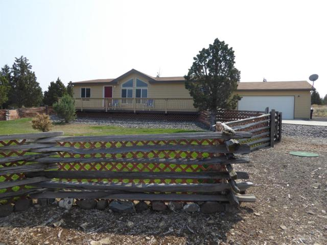 5610 SE David Way, Prineville, OR 97754 (MLS #201808606) :: Fred Real Estate Group of Central Oregon
