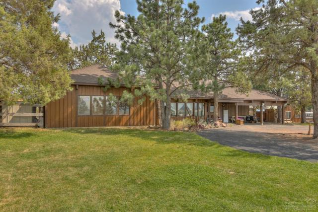 3490 NE Barnes Road, Prineville, OR 97754 (MLS #201808610) :: Fred Real Estate Group of Central Oregon