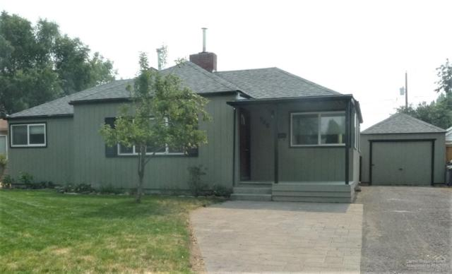 706 NE Lookout Avenue, Prineville, OR 97754 (MLS #201808696) :: Pam Mayo-Phillips & Brook Havens with Cascade Sotheby's International Realty