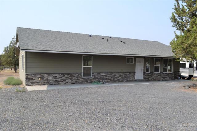 16581 SE Pecos Road, Prineville, OR 97754 (MLS #201808724) :: Fred Real Estate Group of Central Oregon