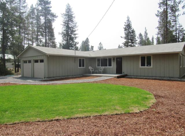 53374 Eagle Lane, La Pine, OR 97739 (MLS #201808769) :: Central Oregon Home Pros