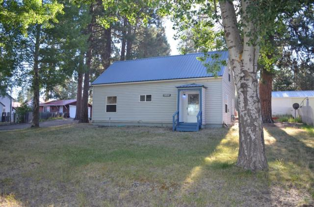 138049 Hillcrest Street, Gilchrist, OR 97737 (MLS #201808877) :: Windermere Central Oregon Real Estate