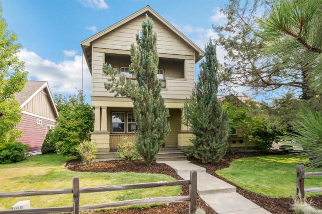 1168 NW Mt Washington Drive, Bend, OR 97703 (MLS #201808967) :: Team Birtola | High Desert Realty