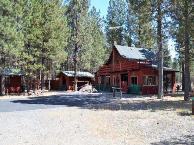 50175 Collar Drive, La Pine, OR 97739 (MLS #201808969) :: Team Birtola | High Desert Realty