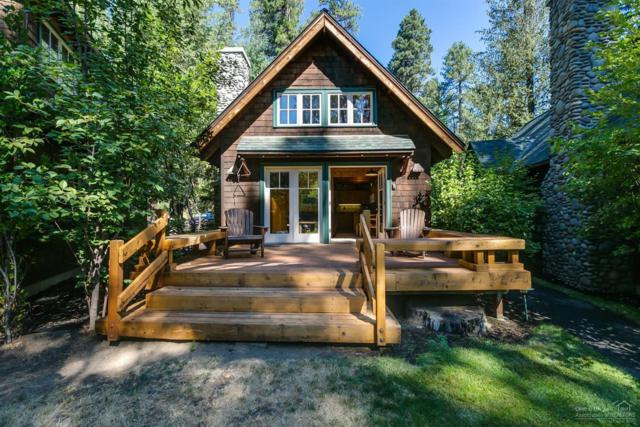 25555 SW Suttle Sherman Road, Camp Sherman, OR 97730 (MLS #201809007) :: Fred Real Estate Group of Central Oregon