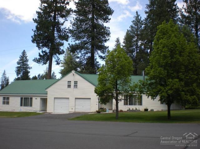 115 Mississippi Road, Gilchrist, OR 97737 (MLS #201809075) :: Bend Homes Now