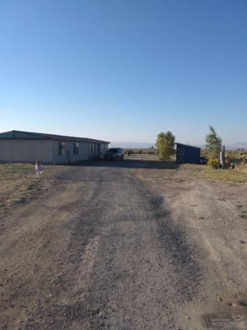 85308 Christmas Valley Highway, Christmas Valley, OR 97641 (MLS #201809129) :: Team Birtola | High Desert Realty