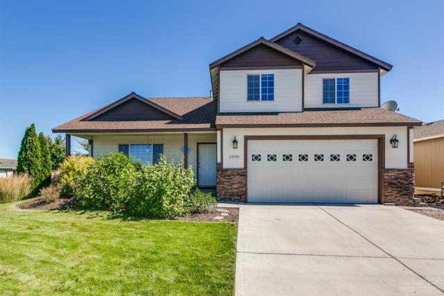2590 NE 5th Street, Redmond, OR 97756 (MLS #201809187) :: Pam Mayo-Phillips & Brook Havens with Cascade Sotheby's International Realty