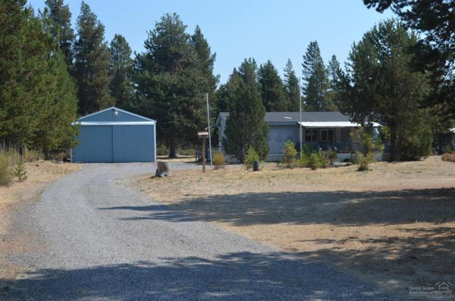 53848 8th Street, La Pine, OR 97739 (MLS #201809220) :: Fred Real Estate Group of Central Oregon