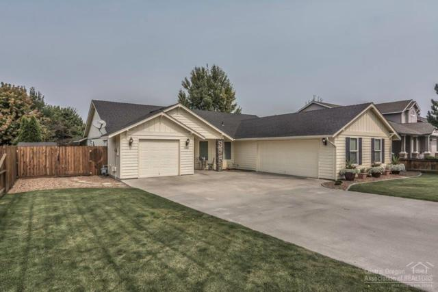 2045 NW Oak Avenue, Redmond, OR 97756 (MLS #201809333) :: Pam Mayo-Phillips & Brook Havens with Cascade Sotheby's International Realty