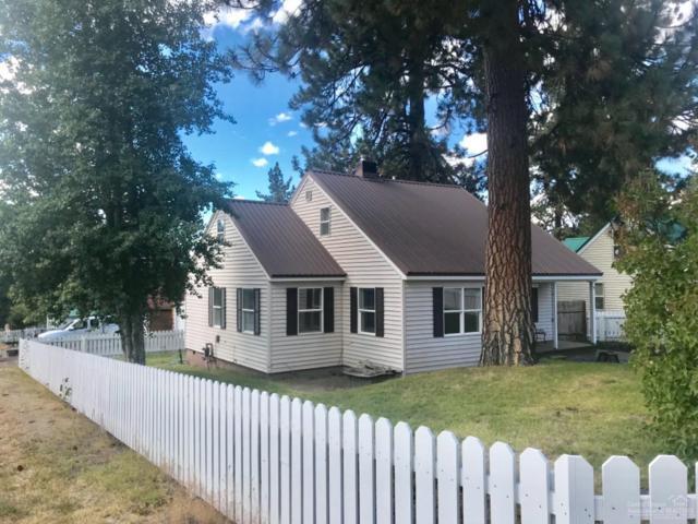 138106 Hillcrest Street, Gilchrist, OR 97737 (MLS #201809521) :: Windermere Central Oregon Real Estate
