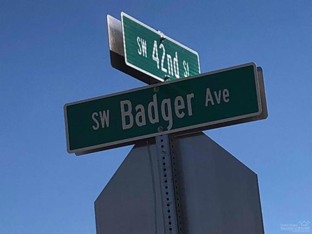 2 SW Badger Avenue, Redmond, OR 97756 (MLS #201809541) :: Team Birtola | High Desert Realty