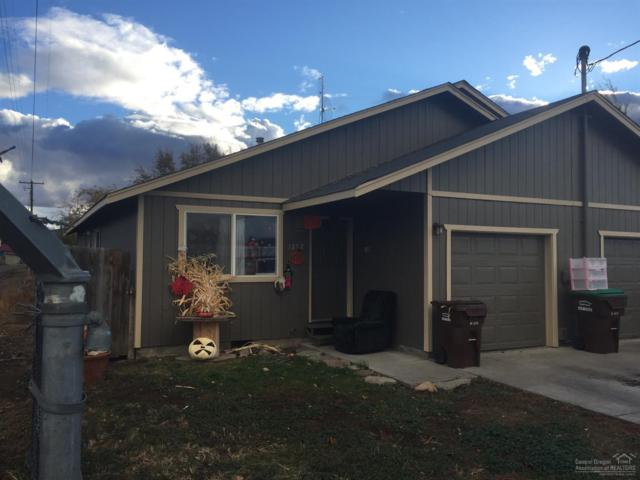 1288 SE 2ND, Prineville, OR 97754 (MLS #201809552) :: Pam Mayo-Phillips & Brook Havens with Cascade Sotheby's International Realty