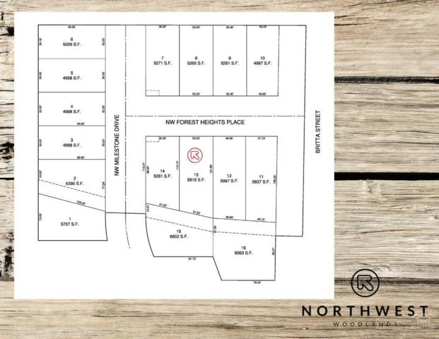 20289 NW Forest Heights Place Lot 13, Bend, OR 97703 (MLS #201809643) :: Team Birtola | High Desert Realty