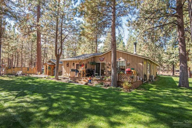 15184 Wagon Wheel, Sisters, OR 97759 (MLS #201809686) :: Team Birtola | High Desert Realty