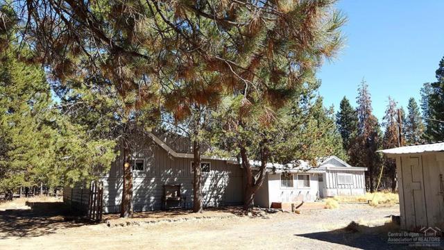 146485 Hwy 97, Gilchrist, OR 97737 (MLS #201809748) :: Windermere Central Oregon Real Estate