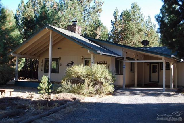 1728 Lund Road, La Pine, OR 97739 (MLS #201809785) :: Fred Real Estate Group of Central Oregon