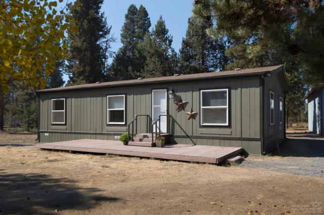 52615 Ammon Road, La Pine, OR 97739 (MLS #201809833) :: Fred Real Estate Group of Central Oregon