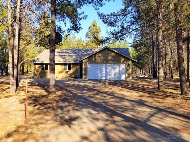 52568 Center Drive, La Pine, OR 97739 (MLS #201809943) :: Windermere Central Oregon Real Estate