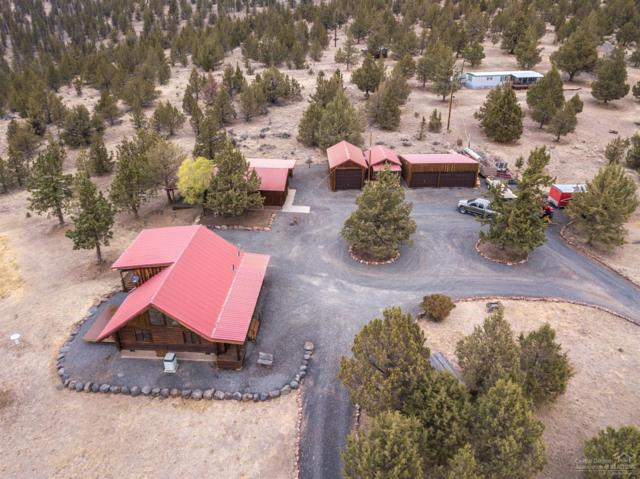 11911 NW Mccoin Road, Prineville, OR 97754 (MLS #201809994) :: Stellar Realty Northwest