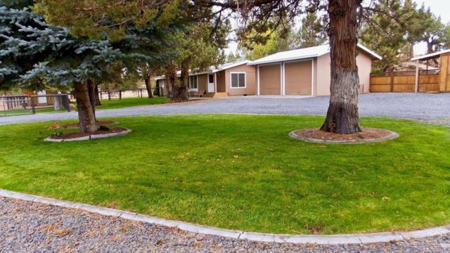 5453 NW Greenwood Avenue, Redmond, OR 97756 (MLS #201810077) :: Fred Real Estate Group of Central Oregon